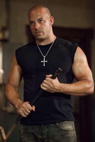 Vin Diesel dans Fast and Furious 5
