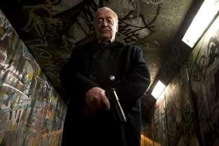 Michael Caine dans Harry Brown