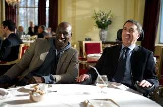 Eric Toledano et Olivier Nakache : Intouchables
