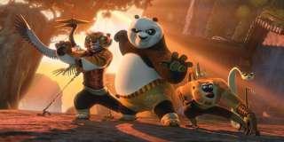 Kung Fu Panda 2, le film