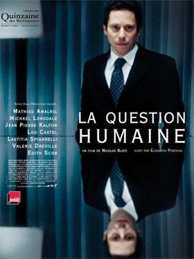 La question humaine, le film