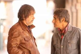 Olivier Marchal et Gérard Lanvin