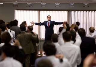 Le Loup de Wall Street - Martin Scorsese, Leonardo DiCaprio