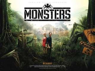 Monsters, le film