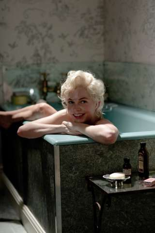 Michelle Williams : My Week With Marilyn