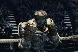 Hugh Jackman dans Real Steel