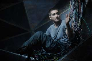 Source Code : Jake Gyllenhaal et Michelle Monaghan,