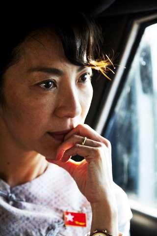The Lady, Michèle Yeoh