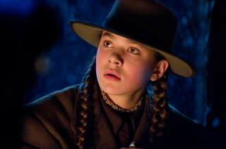 True Grit : Jeff Bridges et Hailee Steinfeld