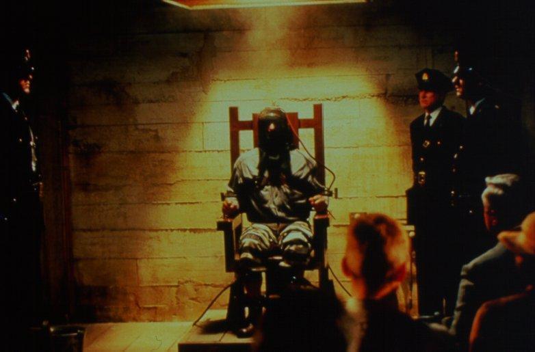 Expos d un ancien l ve sur le film la ligne verte - Execution en direct chaise electrique ...