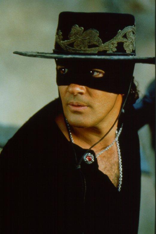 Фильм Маска Зорро / Mask of Zorro, The