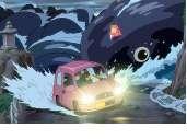 Photo du film Ponyo sur la falaise