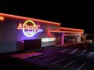 Cinéma Atlantic Ciné - Saintes
