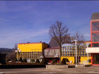 Centre culturel Aragon - Oyonnax