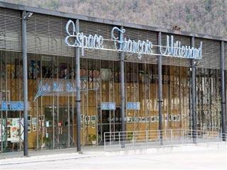 Espace Culturel  F. Mitterrand - Tarascon sur Ariège
