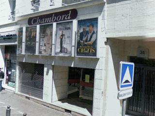 Cinéma Chambord - Marseille