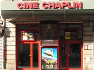 Cine Chaplin - Rive de Gier