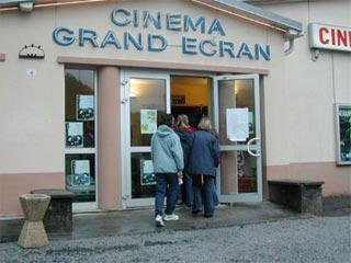 Le Grand Ecran - La Bresse