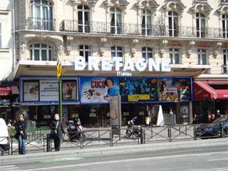 Bretagne - Paris