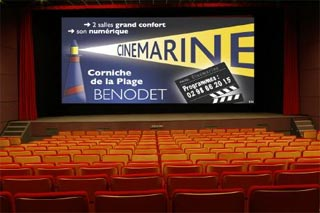 Cinemarine - Benodet