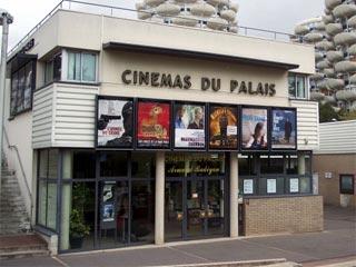 Cinemas du palais Armand Badéyan - Créteil