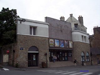 Cinéville La Garenne - Vannes