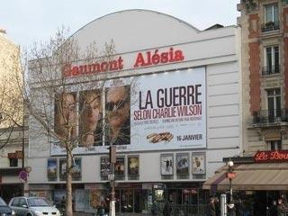 Gaumont Alésia - Paris