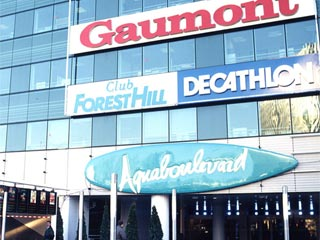 Gaumont Aquaboulevard - Paris