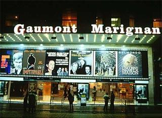 Gaumont Champs Elysées Marignan - Paris