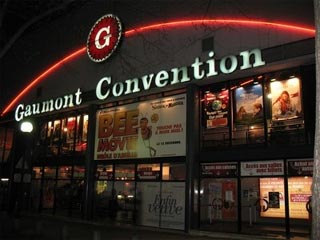 Gaumont Convention - Paris