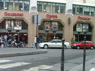 Gaumont Opéra Premier - Paris