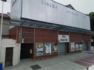 Jacques Tati - Tremblay en France