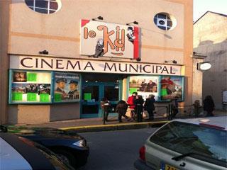 Le Kid - Cinéma municipal - La Flèche