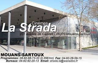La Strada - Mouans-Sartoux
