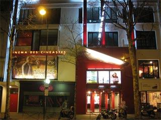 Les Cinéastes - Paris