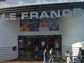Le France - Saint Etienne
