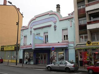 Cinéma Le Zola - Villeurbanne