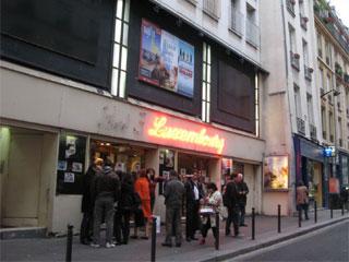 Les 3 Luxembourg - Paris