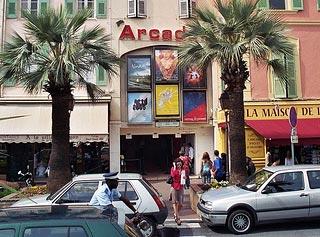 Les Arcades - Cannes