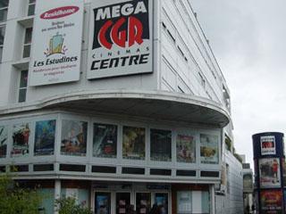 Méga CGR Centre - Tours