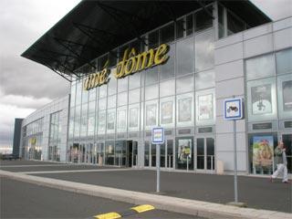 Multiplexe Ciné Dôme - Aubière