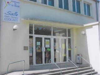 Salle Henri Georges Clouzot - La Crèche