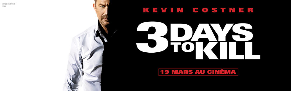3 Days to Kill, le film