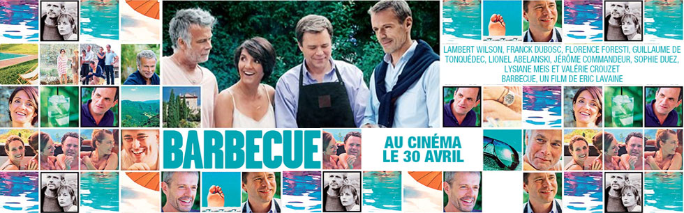 Barbecue, le film