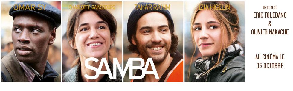 Samba, le film