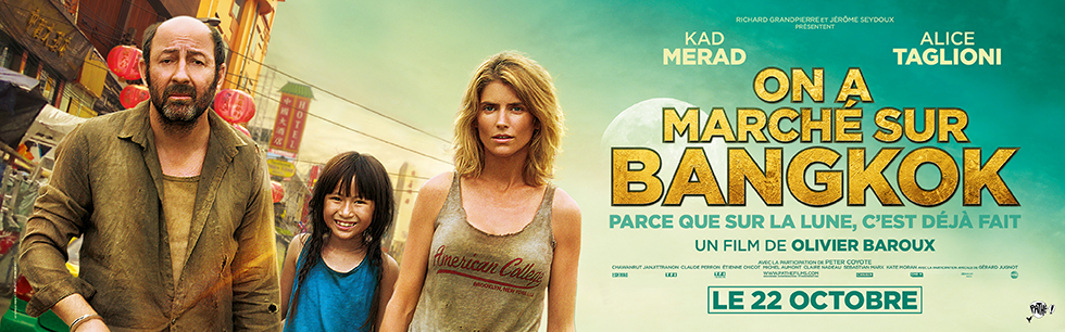 On a march� sur Bangkok, le film