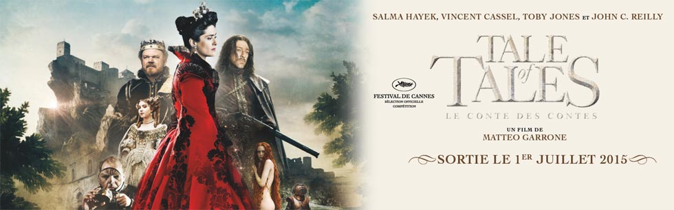 Tale of tales, le film