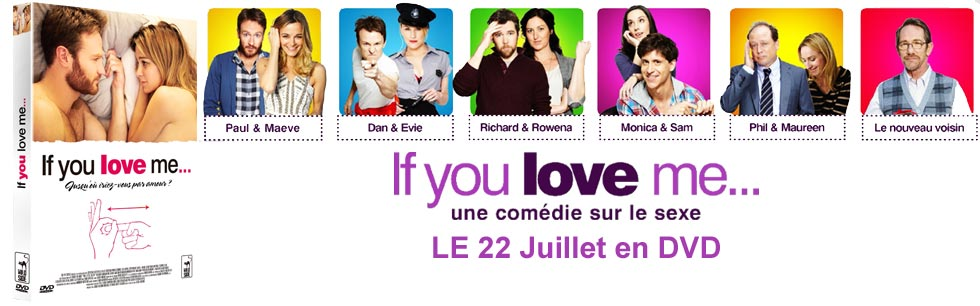 If You Love Me, le film