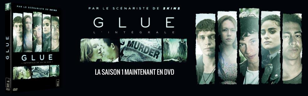 Glue Saison 1, l'int�grale en DVD
