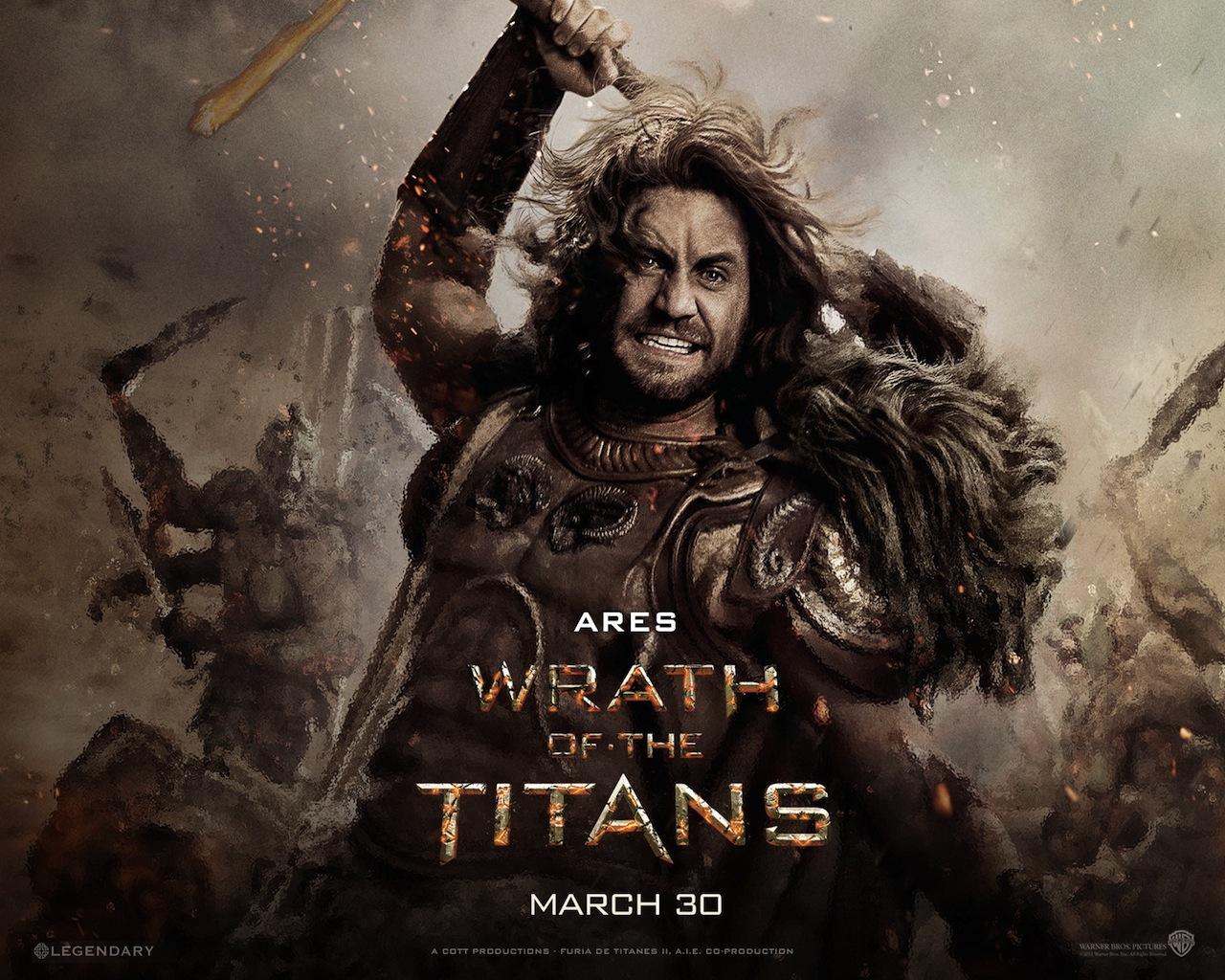Filme Hades inside fonds d'écran du film la colère des titans